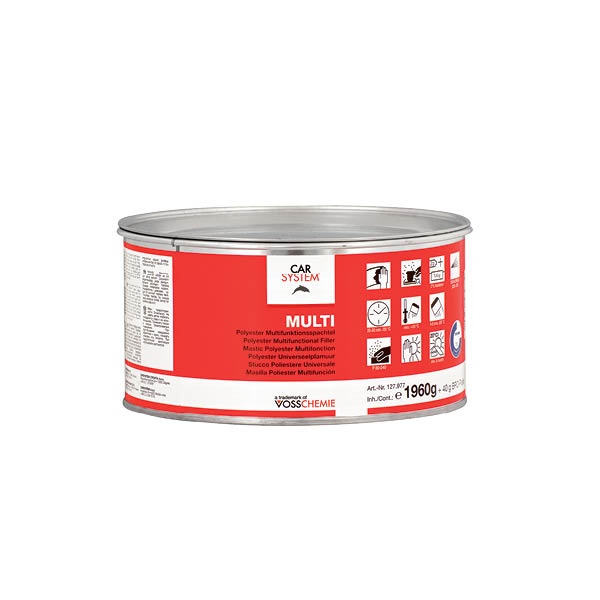 Multi Polyester multifunctional putty