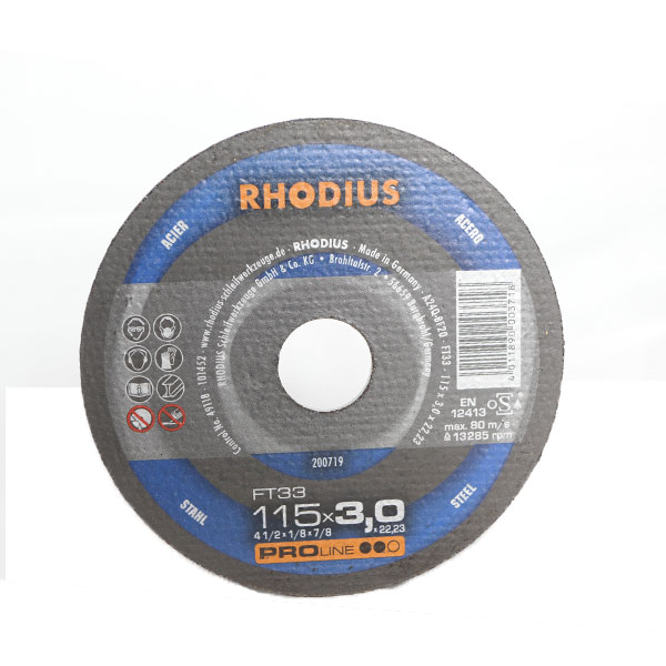 CUTTING DISC INOX XT10